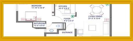 Reis Magos Apartments 1 Amp 2bhk Offers Single Double Luxury